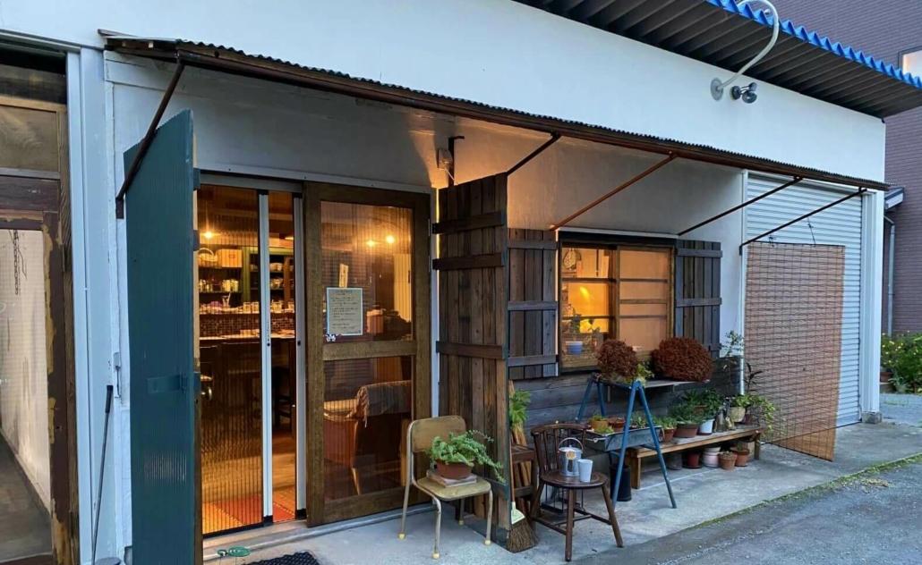 Cafe Sanpo in Yugawara