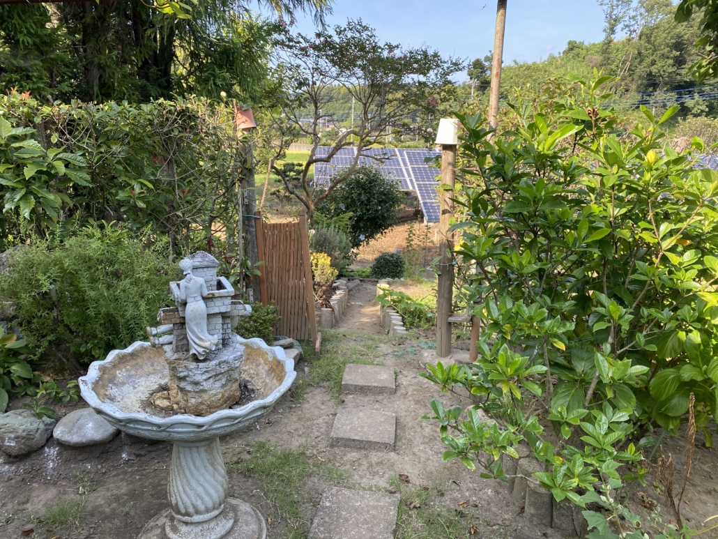 Chiba Garden Path