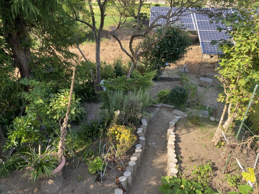 2nd garden at Chiba prefecture, Nagara-cho property