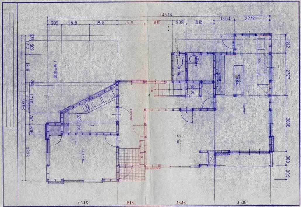 Jomyoji Floor Plan 1