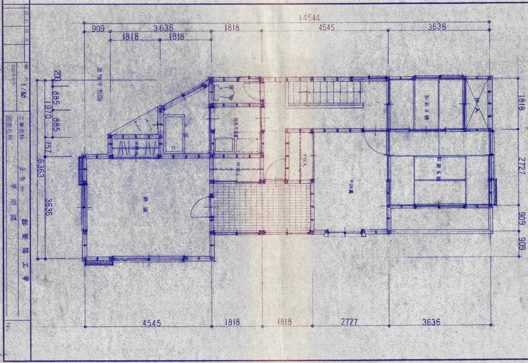 Jomyoji Floor Plan 2