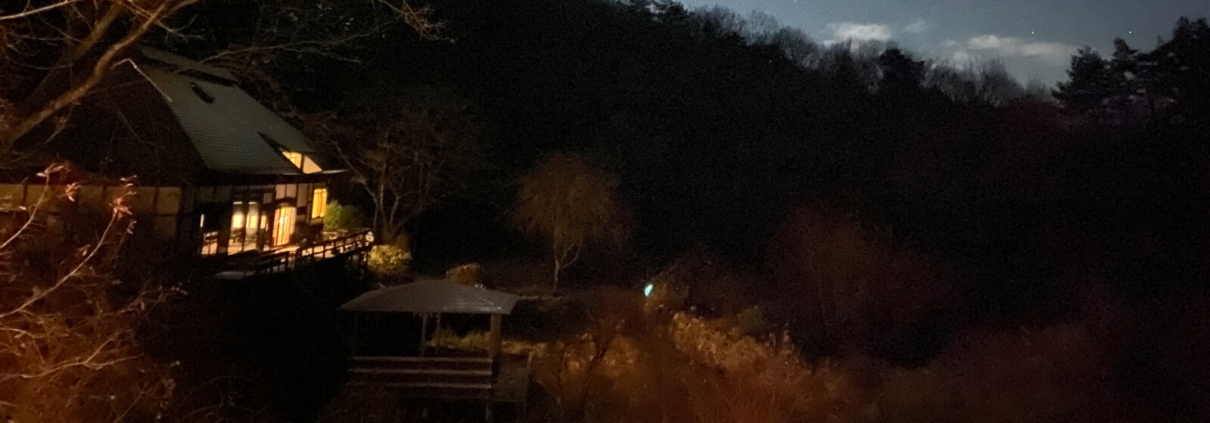 Night in Minakami