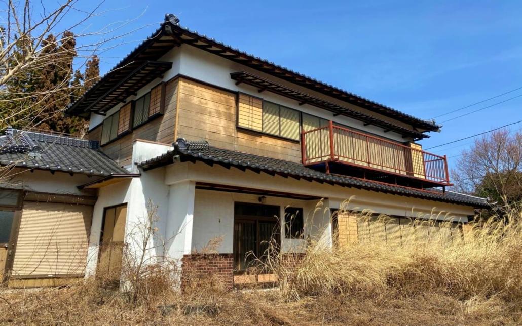 Akiya in Yamanashi