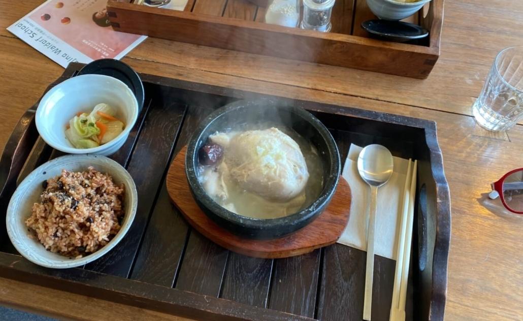 Lunch in Sagamihara